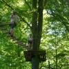 Havreholm Klatrepark Til-Tops udbyder fem meget forskellige klatrebaner